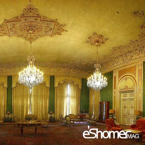 جاذبه های طبیعی و گردشگری ایران شهر تهران 2 کاخ موزه گلستان