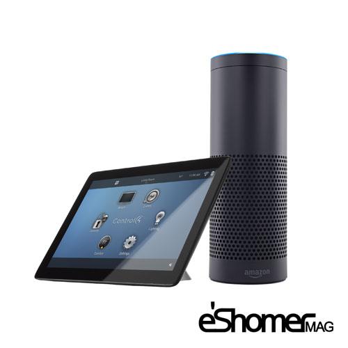 مجله خبری ایشومر دستیار-صوتی-آمازون دستیار صوتی آمازون چیست و چه عملکردی دارد تكنولوژي نوآوری  عملکردی صوتی دستیار الکسا آمازون alexa