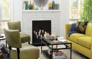 طراحی اتاق نشیمن بر اساس قوانین فنگ شویی