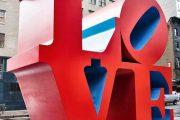 آشنایی با هنرمندان جنبش هنر مدرن_ ایندیانا  Indiana