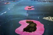 آشنایی با هنرمندان جنبش هنر مدرن _ کریستو Christo