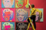 آشنایی با هنرمندان جنبش هنر مدرن _ وارهول Warhol