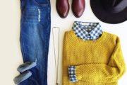 استفاده از رنگ های فصل پاییز در طراحی مد و لباس