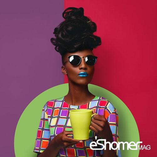 انتخاب رنگ مناسب لباس با توجه به نوع اندام در طراحی مد و پوشاک 2