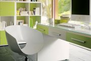 انتخاب صندلی مناسب بر اساس قوانین فنگ شویی در طراحی محیط کار