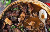 تهیه و پخت انواع غذاهای ایتالیایی _ خورش گوشت گوساله