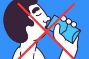 در چه مواقعی نوشیدن آب برای سلامتی مضر است