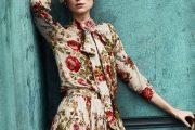رنگ های روشنی که در طراحی مد و لباس برازنده همه افراد هستند
