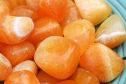 سنگ کلسیت نارنجی با خواص درمانی متعادل ساختن انرژی جنسی