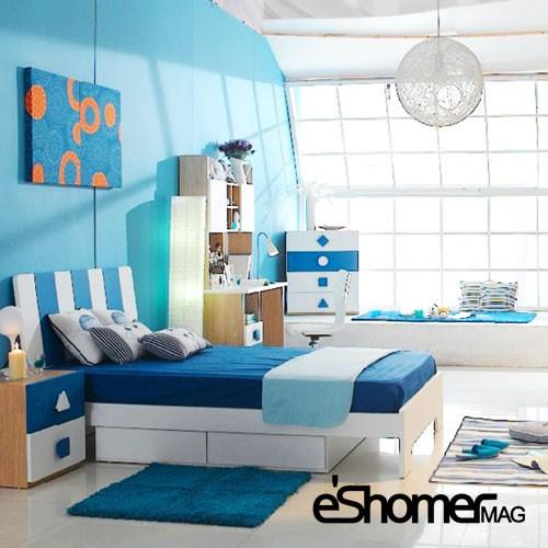 طراحی اتاق کودکان با روش های ساده بر اساس قوانین فنگ شویی 3