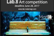 فراخوان مسابقه بین المللی هنری Malamegi Lab. 8