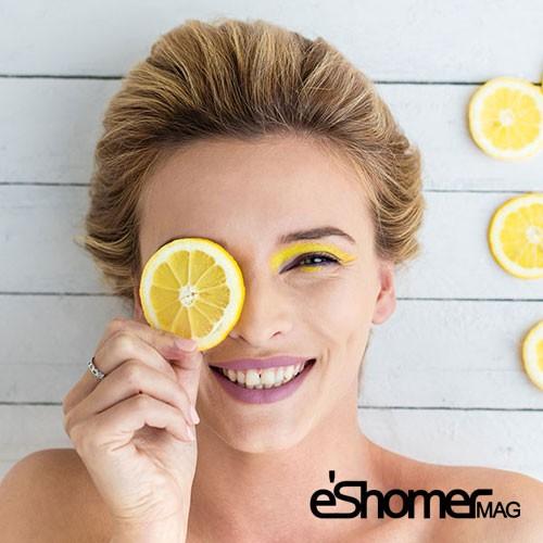 معالجه زخم هاو خراش هاس سطحی پوست با لیمو ترش