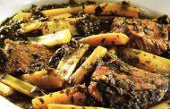معرفی نحوه پخت مشهورترین غذاهای محلی سنتی ایران – خورش کنگر