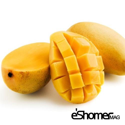 میوه انبه و خواص ضد سرطانی آن در میوه درمانی