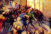 آشنایی با هنرمندان جنبش هنر مدرن _ بوچیونی Boccioni