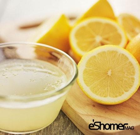 درمان لکه های قرمز پوستی با مخلوط لیمو ترش و سفیده تخم مرغ