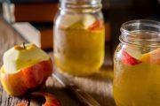 شربت سیب بهترین دارو برای درمان سرفه وگرفتگی صدا