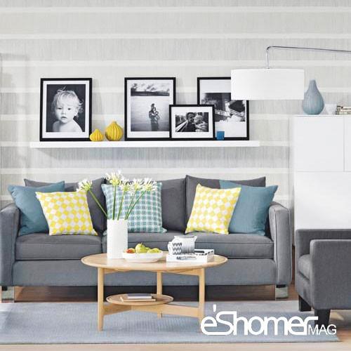 طراحی اتاق نشیمن بر اساس قانون فنگ شویی در طراحی داخلی 1