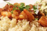 معرفی نحوه پخت مشهورترین غذاهای محلی سنتی ایران _ میگو پلو
