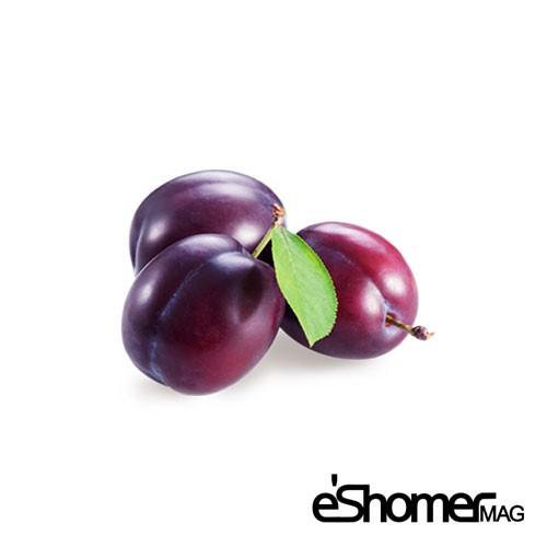 میوه آلو و خواص ضد سرطانی آن در میوه درمانی
