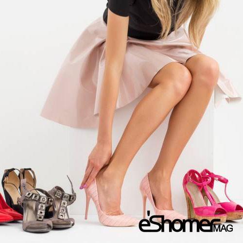 نکات مفیدی که در مورد پا و کفش باید بدانیم