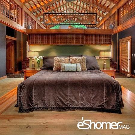 ویژگی های اتاق خواب بر اساس فنگ شویی در طراحی داخلی2