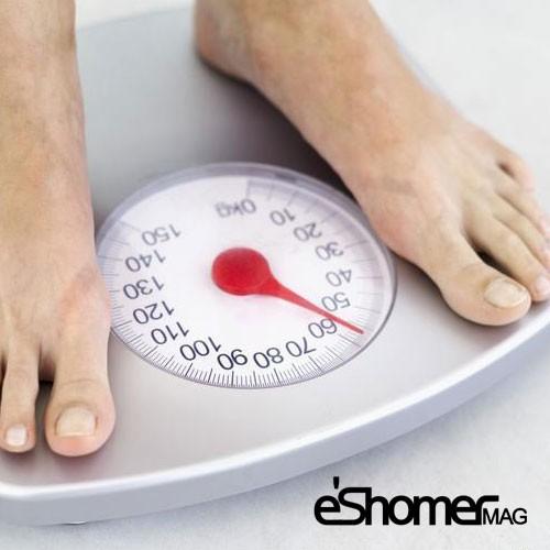 مجله خبری ایشومر Lose-weight-in-a-week میزان کاهش وزن در هر هفته در رژیم غذایی سبک زندگي سلامت و پزشکی