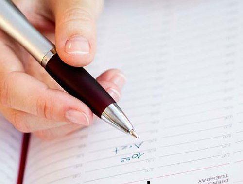 طرحریزی برای یک برنامه روزانه ایدهآل و همهجانبه