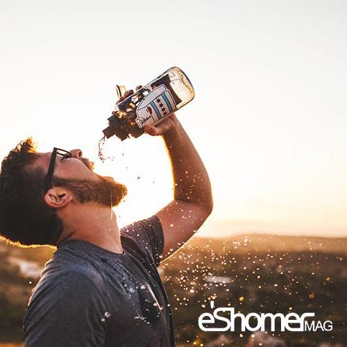 فواید نوشیدن آب به صورت ناشتا