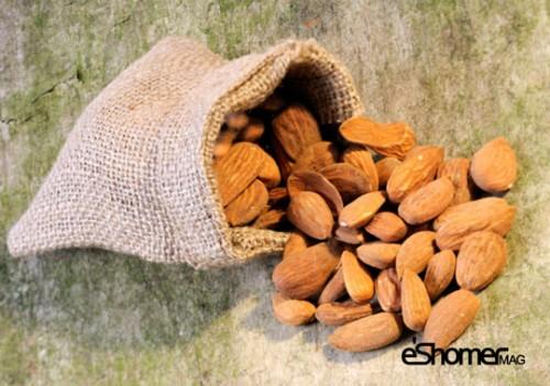 بادام تلخ و خواص ضد سرطانی آن در میوه درمانی