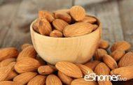 بادام شیرین و خواص ضد سرطانی آن در میوه درمانی
