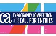 فراخوان بین المللی هنر ارتباطات 2018 مسابقه تایپوگرافی