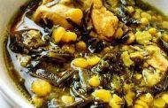 معرفی پخت مشهورترین غذاهای محلی سنتی ایرانی _ سیرقلیه گیلان