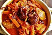 معرفی پخت مشهورترین غذاهای محلی سنتی ایرانی _ خورش هویج