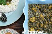 معرفی پخت مشهورترین غذاهای محلی سنتی ایرانی _ مرغ ترش گیلان