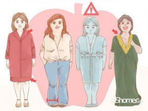 مجله خبری ایشومر -لباس-پوشیدن-صحیح-در-زنان-–-لباس-مناسب-برای-فرمهای-مختلف-بدن-مجله-خبری-ایشومر-300x225 نحوه لباس پوشیدن صحیح در زنان – لباس مناسب برای فرمهای مختلف بدن 2 مد و پوشاک هنر  مد و لباس مد و پوشاک لباس مناسب طراحی مد و لباس رنگ در مد و پوشاک رنگ تناسب اندام