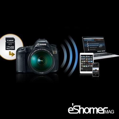 مجله خبری ایشومر نحوه-کار-وای-فای-WIFI-با-دوربین-های-کنون-canonچگونه-است؟-مجله-خبری-ایشومر نحوه کار وای فای WIFI با دوربین های کانن canon چگونه است؟ خلاقیت هنر  وای فای موبایل کانن عکاسی هنری عکاسی دوربین عکاسی آموزش عکاسی canon