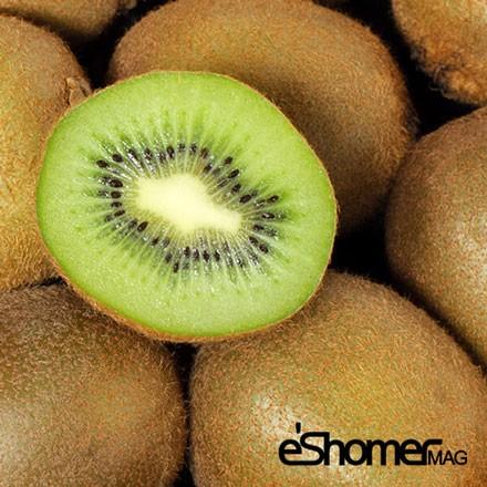 کیوی و خواص ضد سرطانی آن در میوه درمانی