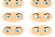 یوگای چشم چگونه انجام می شود