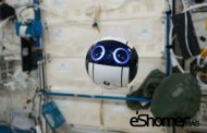 Int-Ball پهپاد تصویر بردار فضایی ژاپنی