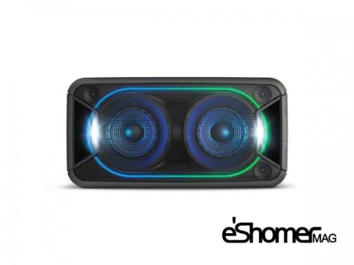 مجله خبری ایشومر اسپیکر-بلوتوث-و-سیستم-صوتی-جدید-شرکت-سو اسپیکر بلوتوث و سیستم صوتی جدید شرکت سونی تكنولوژي نوآوری  سونی بلوتوث اسپیکر
