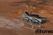 اکتشاف بزرگترین قمر زحل توسط پهپاد Dragonfly