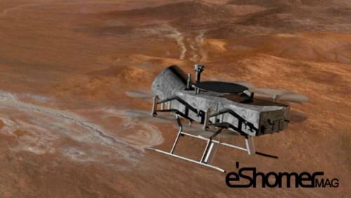 مجله خبری ایشومر اکتشاف-بزرگترین-قمر-زحل-توسط-پهپاد-dragonfly اکتشاف بزرگترین قمر زحل توسط پهپاد Dragonfly تكنولوژي نوآوری  پهپاد Dragonfly