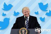 کاربران آمریکایی توییتر خواستار مسدود کردن حساب کاربری ترامپ شدند
