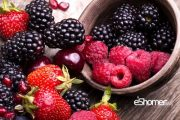 خواص درمانی خواص ضدسرطانی میوه ها بر اساس رنگ در میوه درمانی
