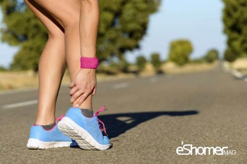 درد ساق پا و گرفتگی عضلات آن ، علل و نشانه ها
