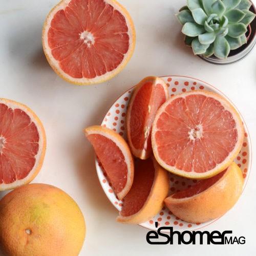 درمان بیماری های قلبی با میوه دارابی گریپ فروت