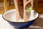 روش سم زدایی بدن از طریق پا در سلامت و پزشکی