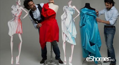 با روش مولاژ در طراحی مد و لباس آشنا شویم