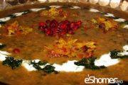 غذاهای ایرانی غذاهای محلی آش گیلدیک اردبیل